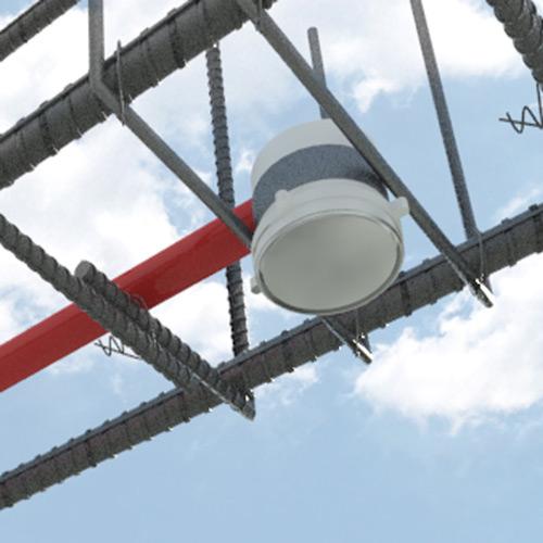 قوطی کلید و پریز سقفی